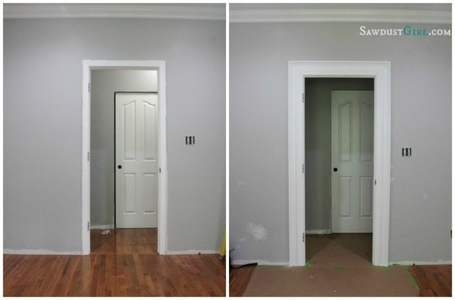 Create Awesome Door And Window Trim Molding By Layering