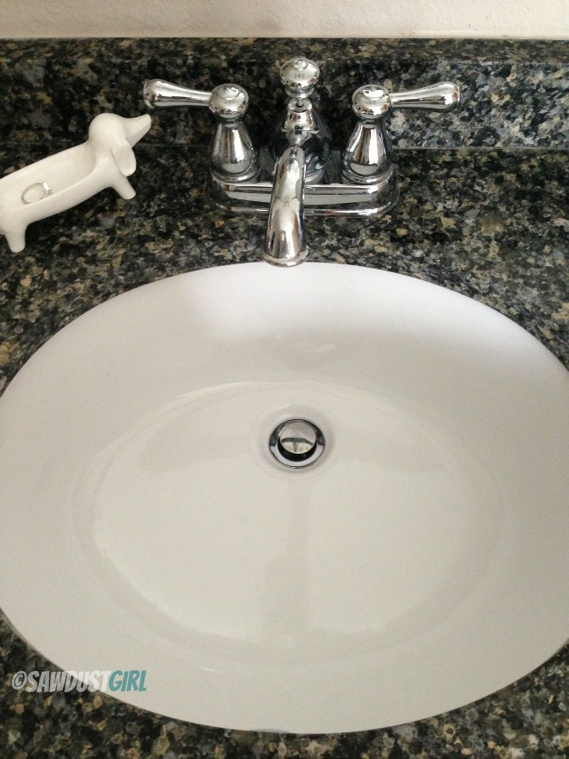 How to clear a clogged drain without chemicals - https://sawdustgirl.com