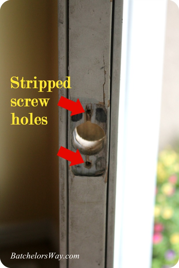stripped screw holes-batchelorsway.com