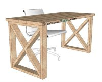Download Office Desk Plans PDF outdoor wood stove ...