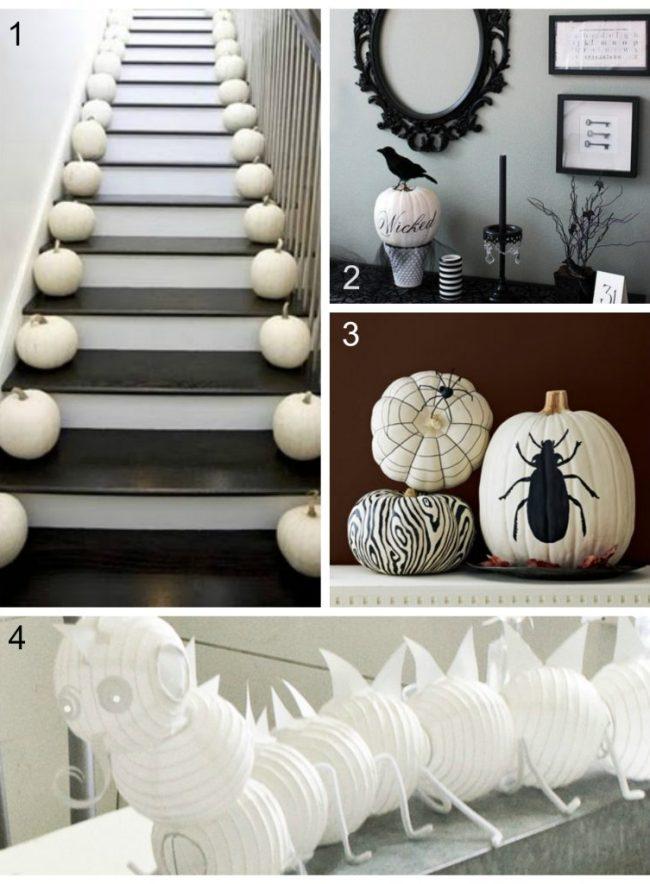 Decor trends for halloween
