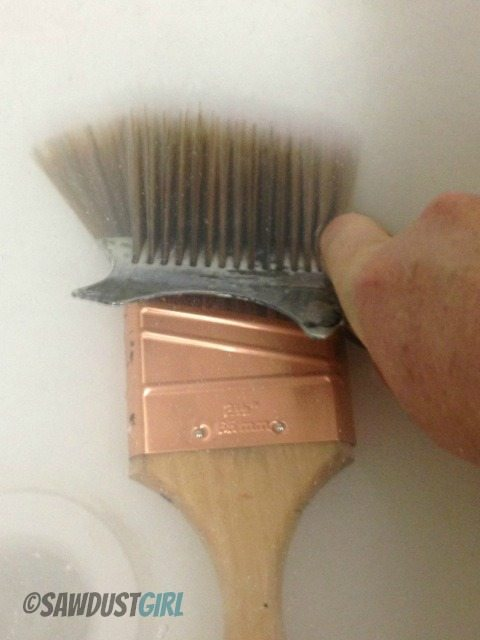 Proper Paintbrush Care