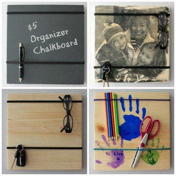 DIY $5 Organizer Board