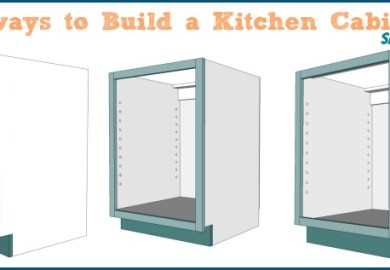 Kitchen Cabinet Design China