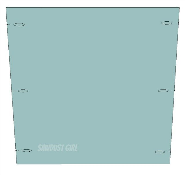 Using pocket hole screws to build cabinets