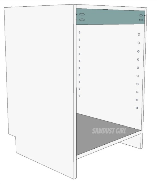 DIY kitchen cabinets - free woodworking plans