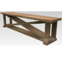 dining room bench square