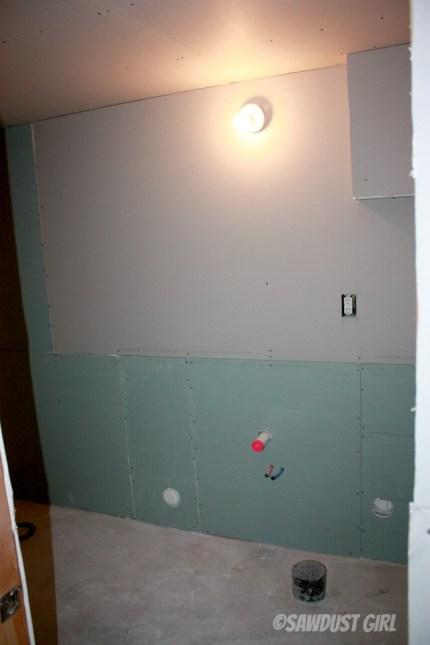Andrea's Bathroom - before