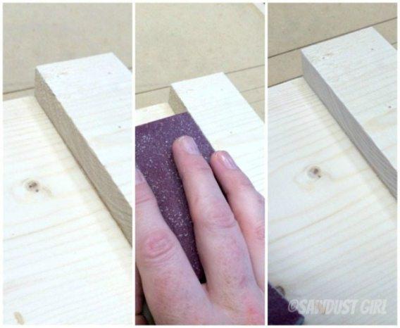 Sand wood