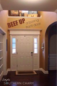 Beef Up Your Front Door