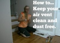 How to keep your air vents clean during renovation ...