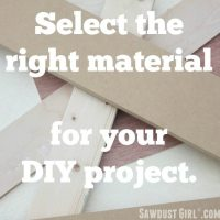 Select_the_right-Materials-DIY