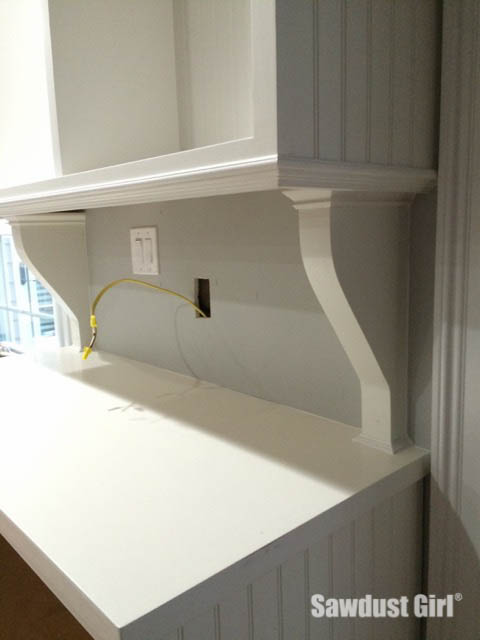 kitchen base cabinet plans free how to finance remodel easy diy corbels - sawdust girl®