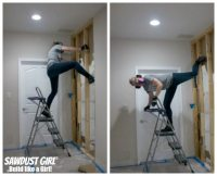Mission Impossible - Day 1 - Sawdust Girl