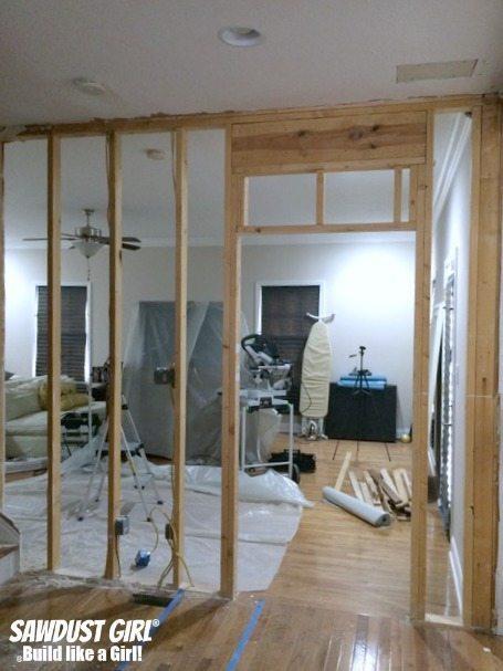 Remodeling gone crazy