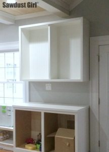 China Hutch upper