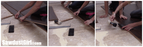 Easy guide to installing laminate flooring