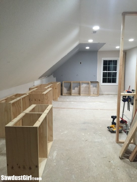 Building the perfect craft room