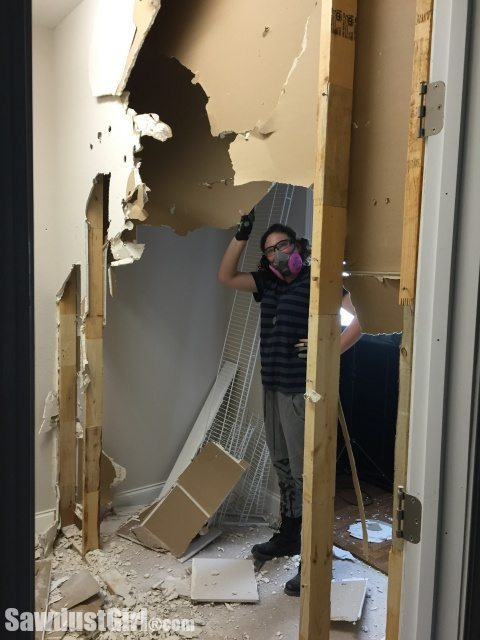 Madison's closet project