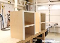Cabinet Storage Pull-out - Sawdust Girl