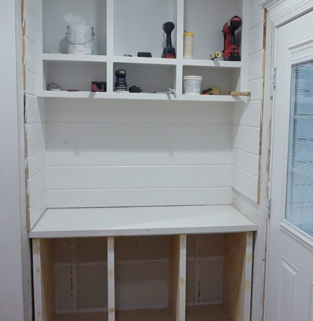 Building Entry Cabinet