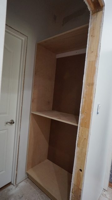Bathroom progress update