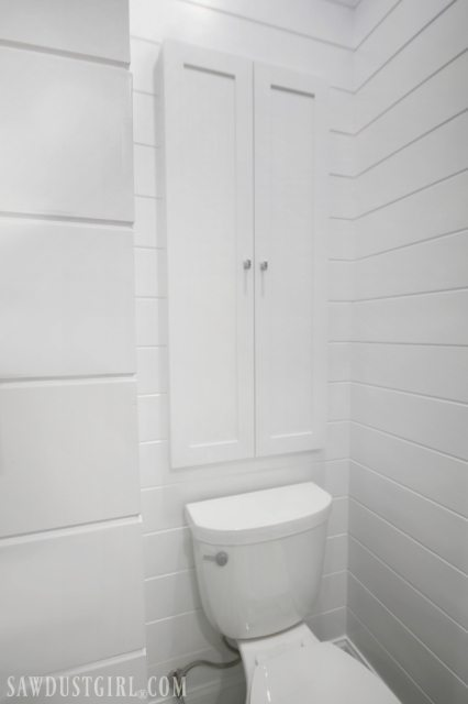 Fine Recessed Wall Cabinet For Toilet Paper Storage Sawdust Girl Beutiful Home Inspiration Xortanetmahrainfo