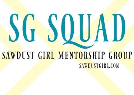 "I haven't stopped mentoring. In fact, I recently started a Mentorship Squad and will be inviting my ""gals"" to share some of their mentorship journey with you."