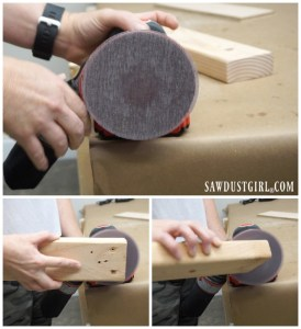 PORTER-CABLE cordless sander