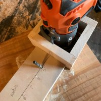 Shopmade Router Circle Jig