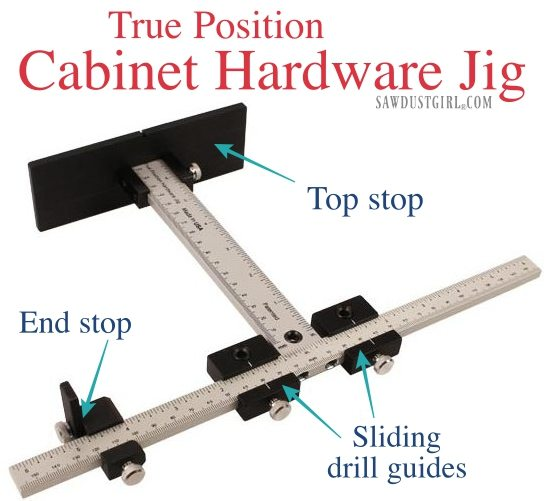 True Position Cabinet Hardware Jig review