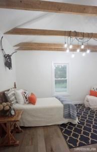 Calderwood Cottage bedroom 2