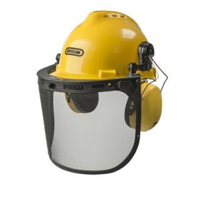 Oregon cheap chainsaw helmet