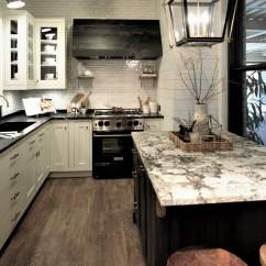 Kitchen Showroom Vegas Hotels With Modern Farmhouse A Rustic Twist And