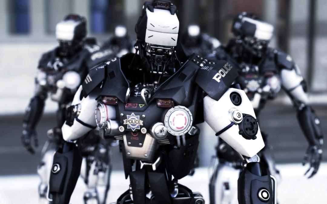 Alarmstufe Rot: Robocop kommt.