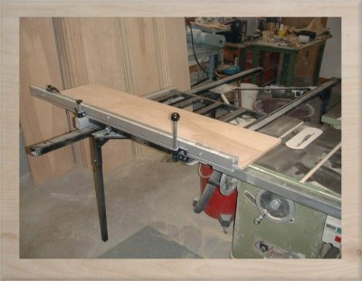 Incra Sliding Table Saw