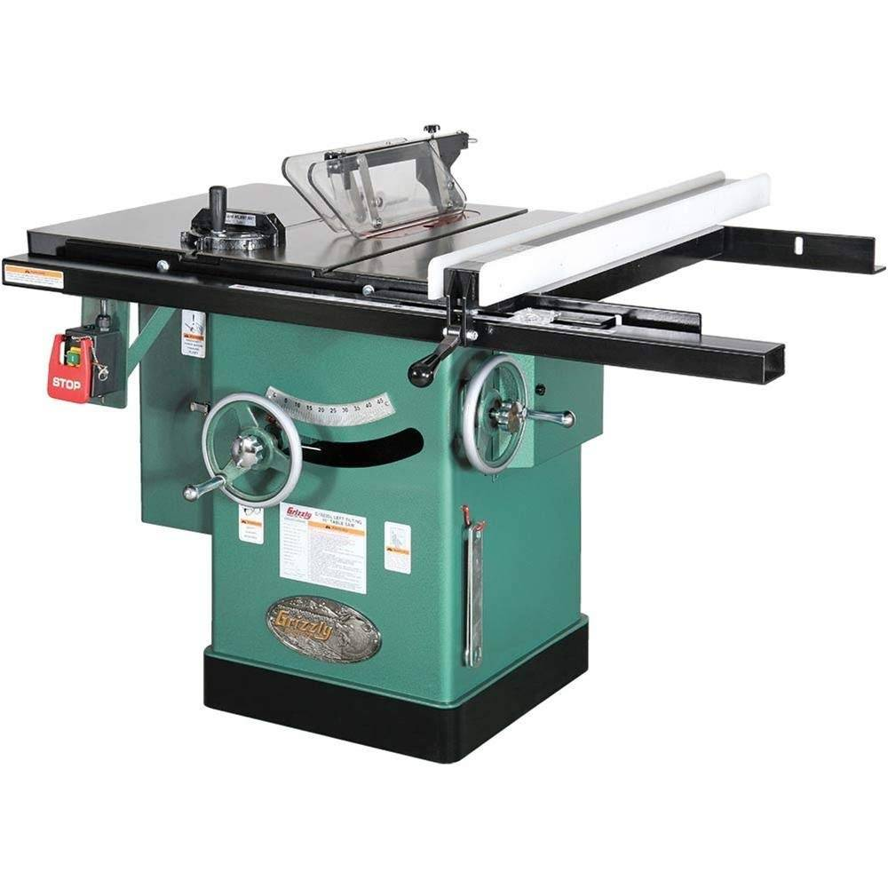 Shop Fox Table Saw Fence System