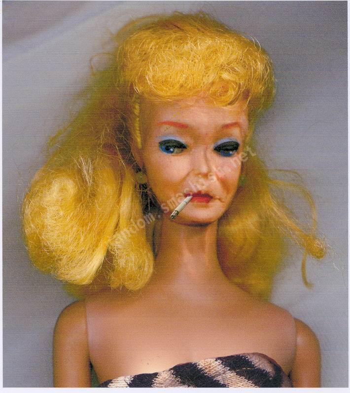 Mattels Barbie meets Humboldt County California
