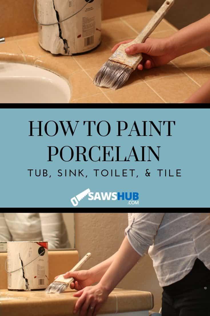 how to paint porcelain sawshub