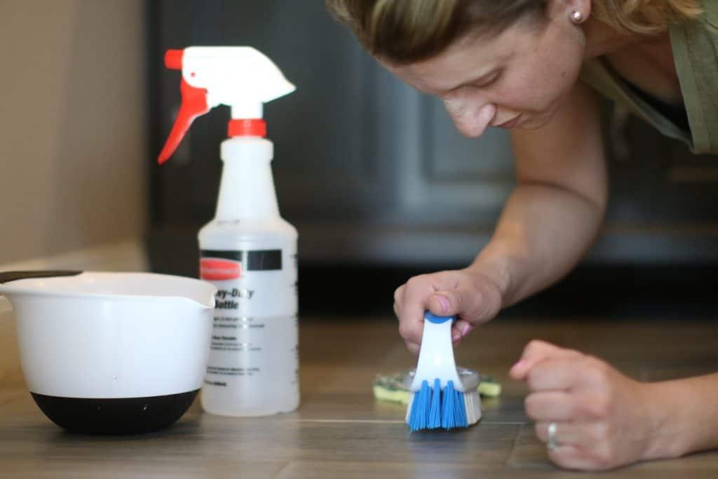 how to make tile shine porcelain