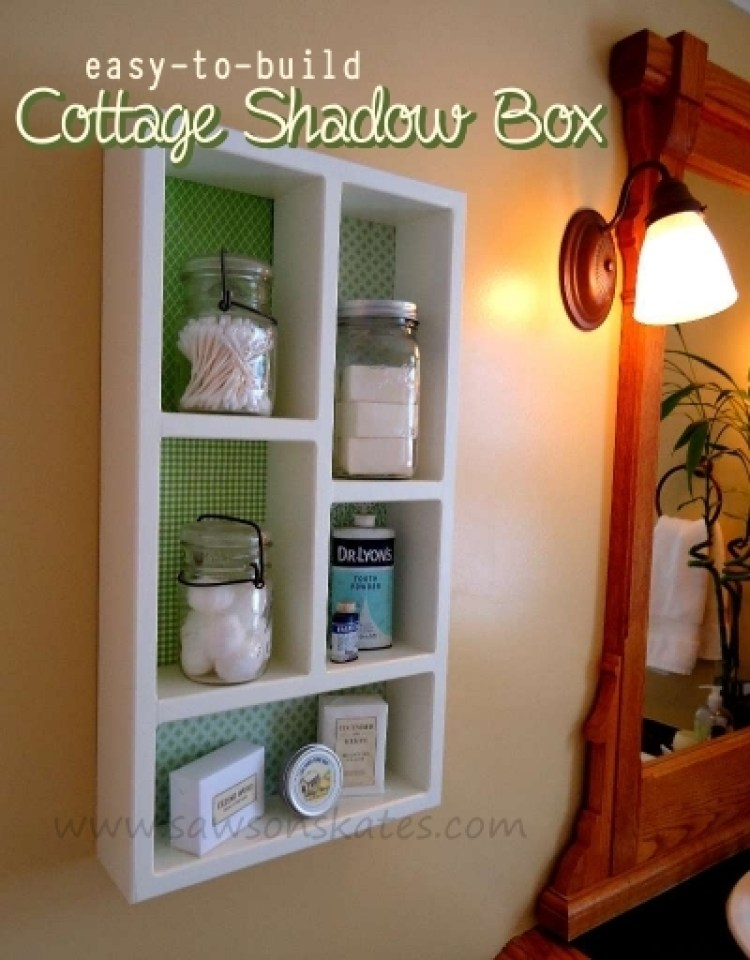 DIY Cottage Shadow Box Plans - www.sawsonskates.com
