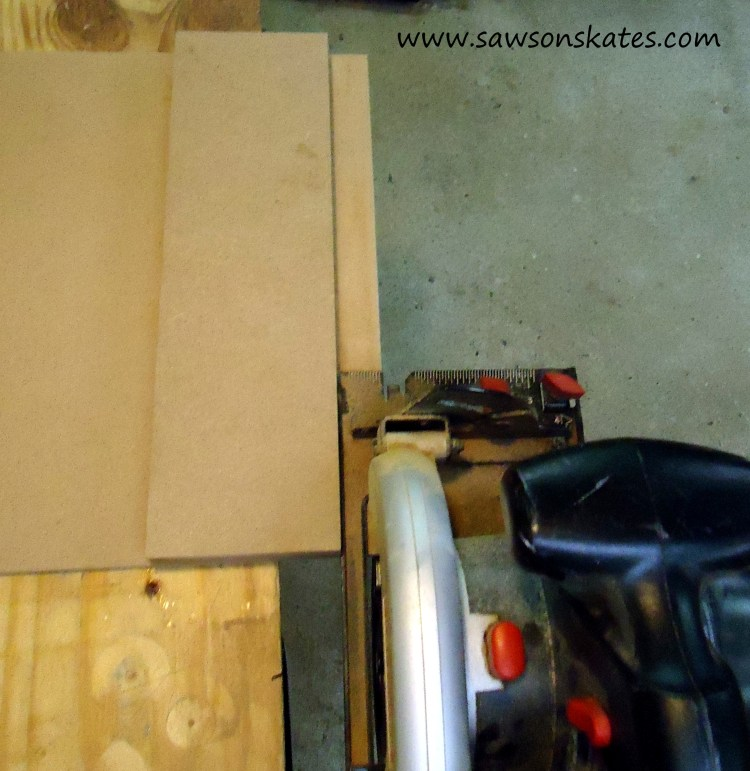 how to make a circular saw crosscut jig 8