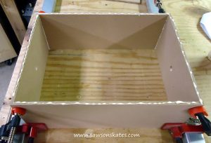 lamp box assembly 4 sos