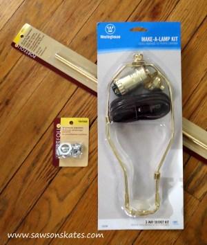 lamp kit sos
