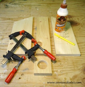 Birdhouse Poop Bag Dispenser step 4b
