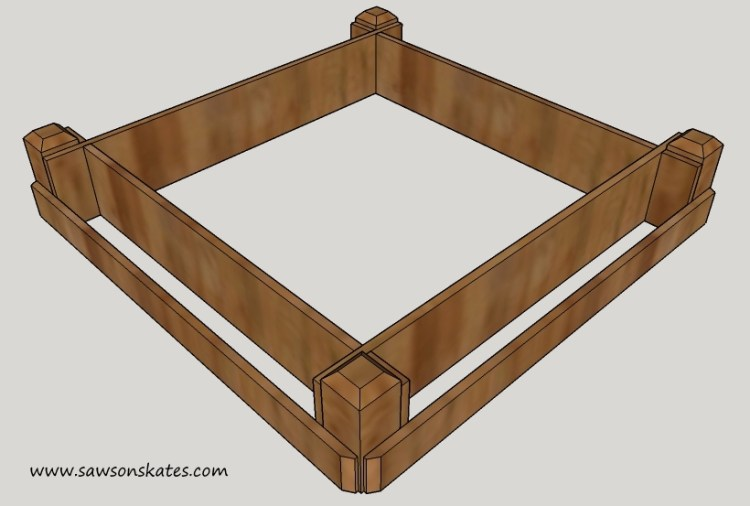 raised bed ISO sos