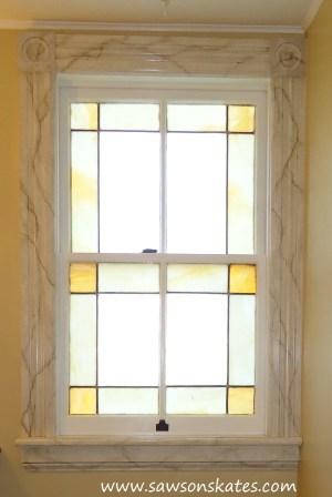 bathroom window done sos