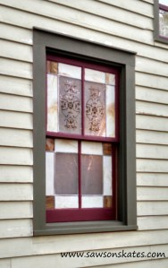 Window Pains and Sunday Sneak Peek