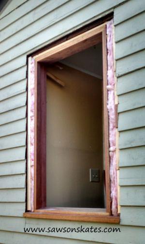 window insulated