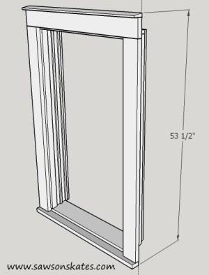 window sketch sos